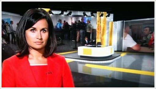 ITV News presenter Nina Hossain has revealed to the Examiner that she is