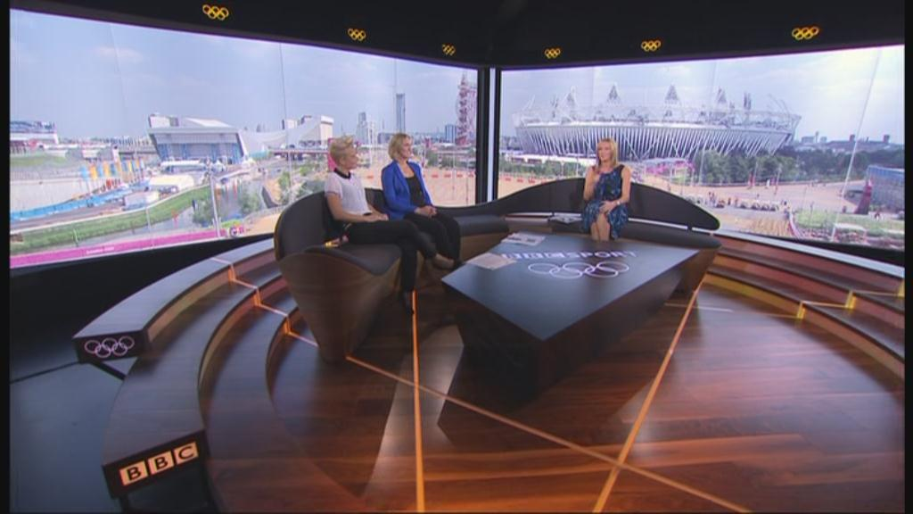 BBC London 2012 Studio (2)