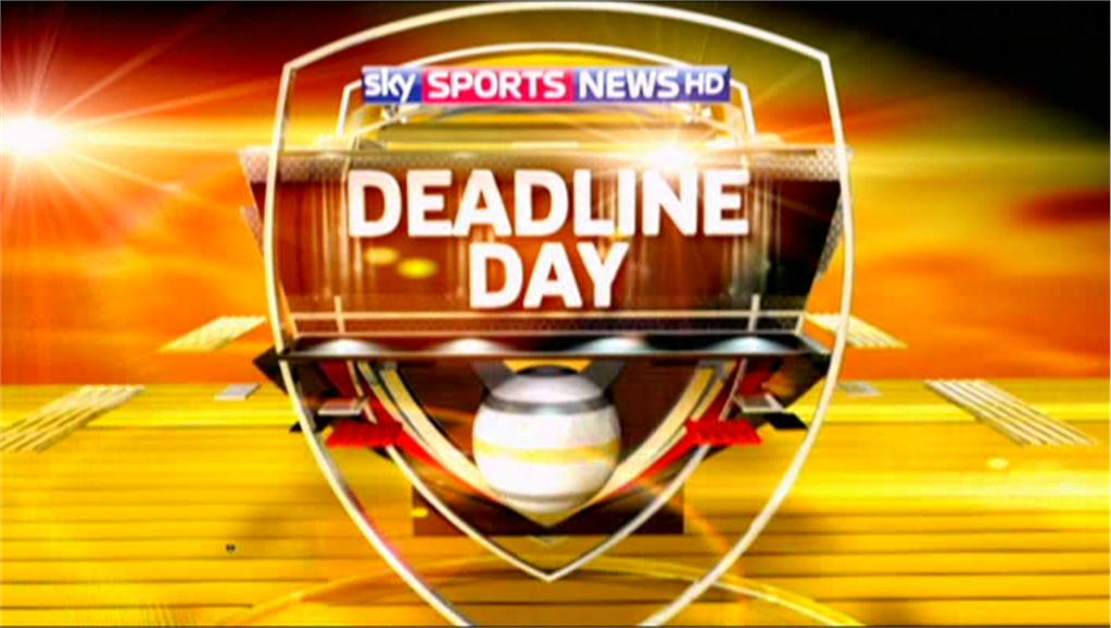 Sky Sports News Promo 2012 - Transfer Deadline Day (2)
