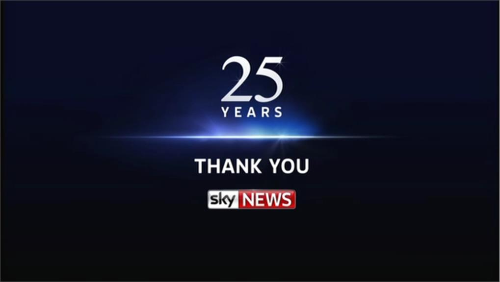 Sky News Promo 2014 - Thank You for Watching Sky News (23)