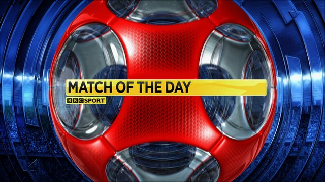 BBC Match of the Day MOTD
