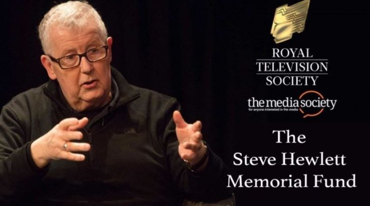 Steve Hewlett Memorial Fund