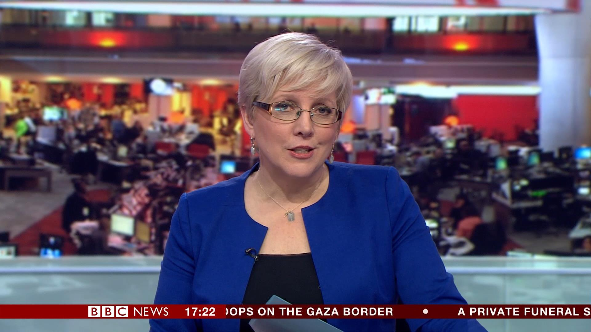 Carrie Gracie leaves BBC News