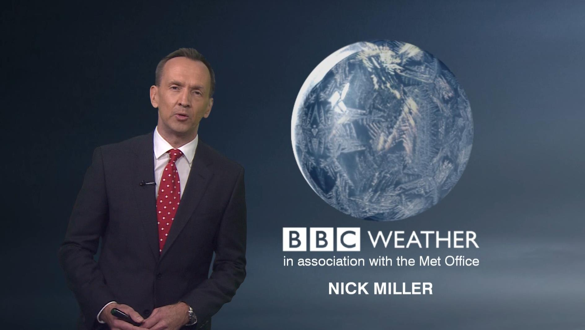 Nick Miller - BBC Weather Presenter (5)