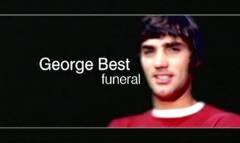 George Best Funeral – News Coverage