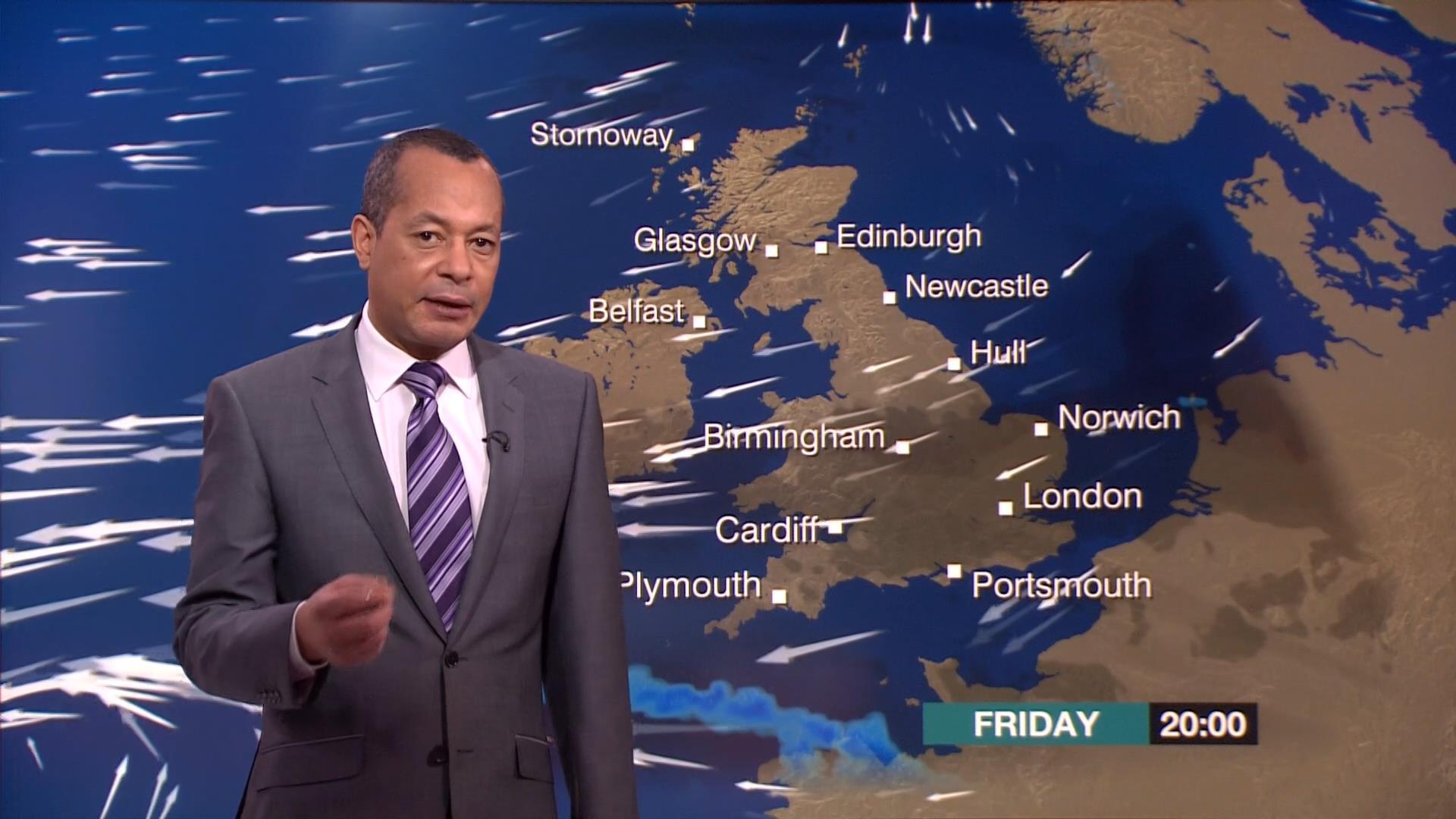 Jay Wynne - BBC Weather Presenter (4)