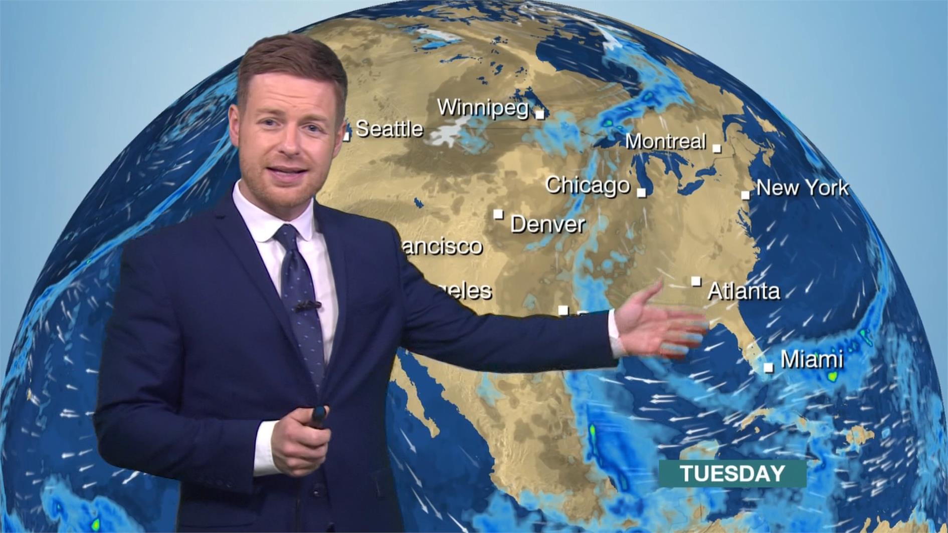 Tomasz Schafernaker - BBC Weather Presenter (11)