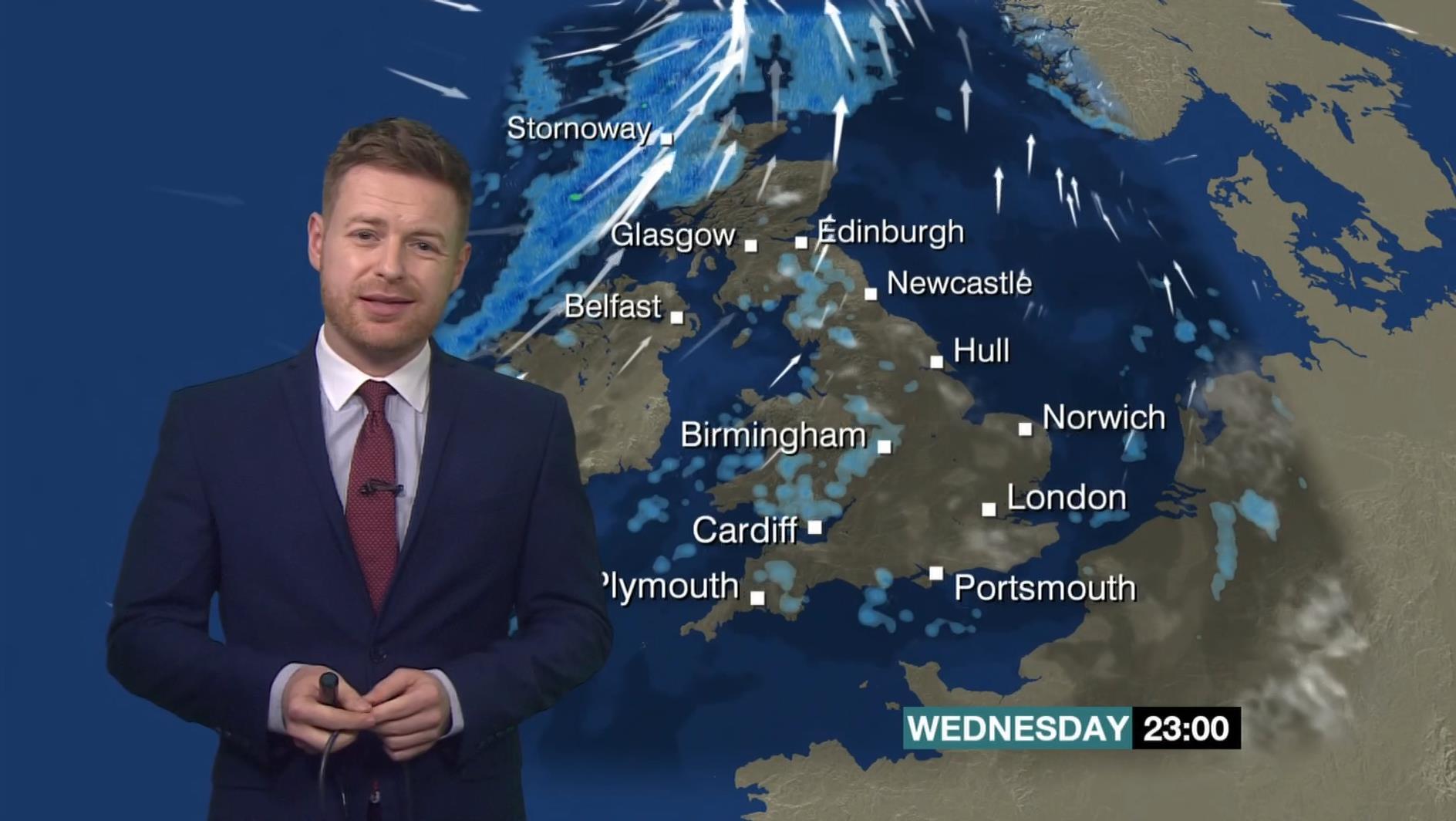 Tomasz Schafernaker - BBC Weather Presenter (4)