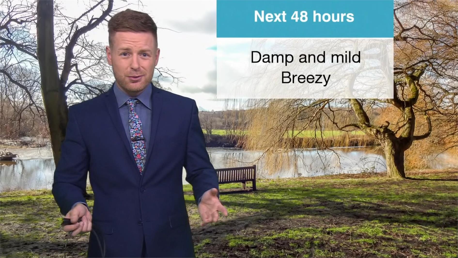 Tomasz Schafernaker - BBC Weather Presenter (6)