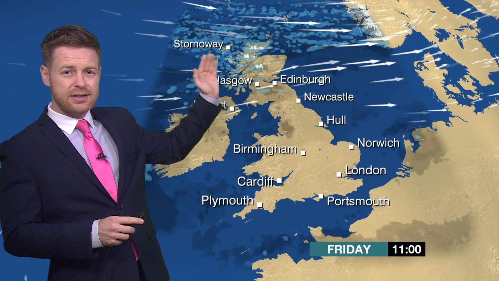 Tomasz Schafernaker - BBC Weather Presenter (8)