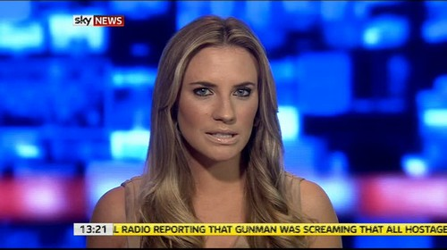 Georgie Ainslie - Former Sky Sports Presenter (1)
