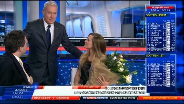 Georgie Ainslie - Former Sky Sports Presenter (11)