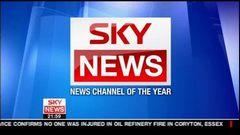 Sky News Presentation 2007