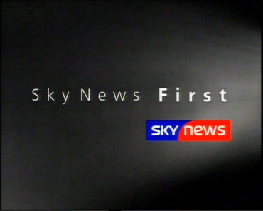 Sky News First – Sky News Promo 2003