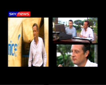 Africa! Closer to the News – Sky News Promo 2003