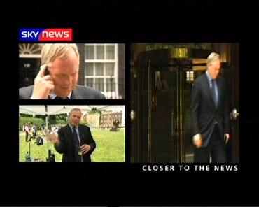 Boulton! Closer to the News – Sky News Promo 2003