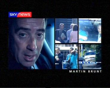Crime! Closer to the News – Sky News Promo 2003