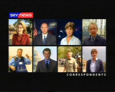 World Correspondents – Sky News Promo 2003