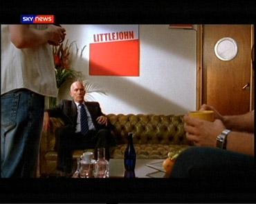 LittleJohn – Sky News Promo 2003