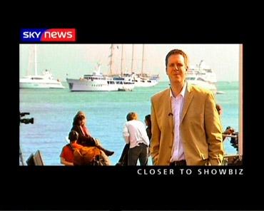 Showbiz! Closer to the News – Sky News Promo 2003