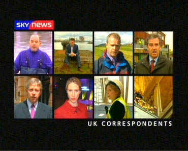 UK Correspondents (v2) – Sky News Promo 2003