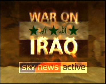 War Active – Sky News Promo 2003