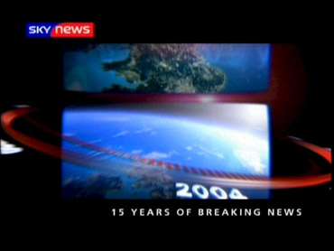 15 Years of Breaking News – Sky News Promo 2004