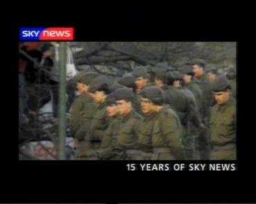 15 Years of World News – Sky News Promo 2004