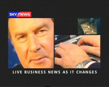 Business! Closer to the News – Sky News Promo 2004
