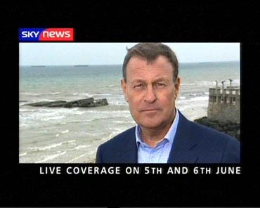D'Day 60th Celebrations – Sky News Promo 2004