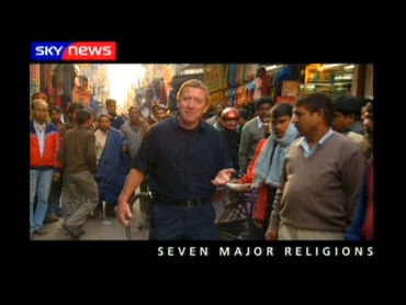 India! Closer to the News – Sky News Promo 2004
