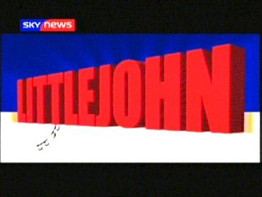 LittleJohn – Sky News Promo 2004