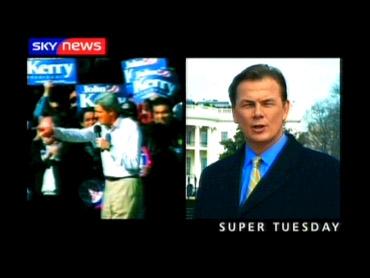 Super Tuesday – Sky News Promo 2004