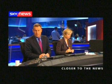 Travel! Closer to the News – Sky News Promo 2004