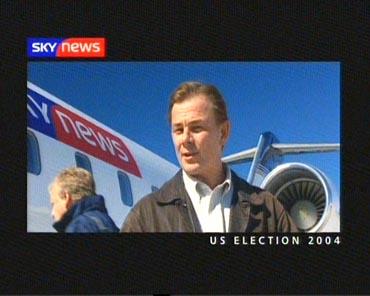 5 Days Across America – Sky News Promo 2004