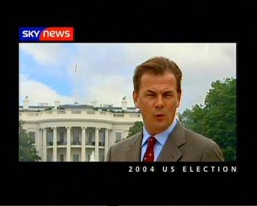 U.S. Democratic Convention – Sky News Promo 2004