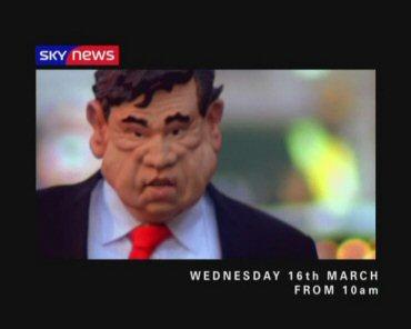 The Budget – Sky News Promo 2005
