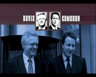 Davis vs Cameron – Sky News Promo 2005