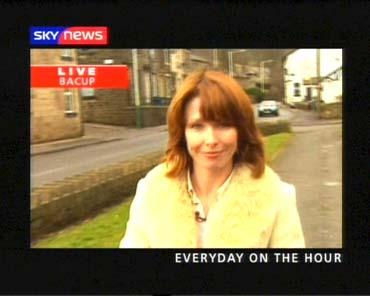 Rossendale and Darwen – Sky News Promo 2005