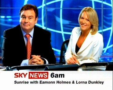 Sunrise – Sky News Promo 2005