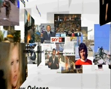 Year in Review – Sky News Promo 2005