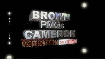 Brown vs Cameron – Sky News Promo 2007