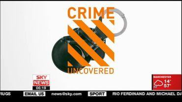Crime Uncovered – Sky News Promo 2007