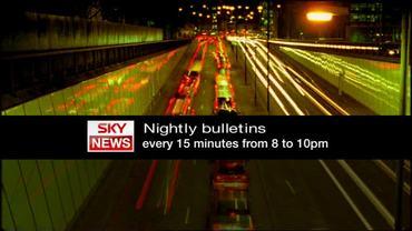 In 15 Minutes (v2) – Sky News Promo 2007