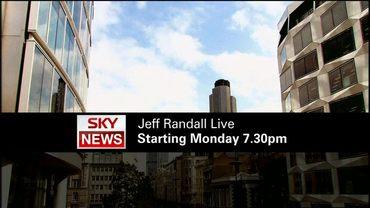 Jeff Randall Live – Sky News Promo 2007