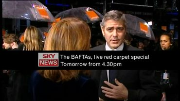 Bafta Coverage – Sky News Promo 2008