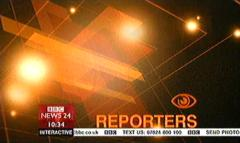 Reporters – BBC News Programme