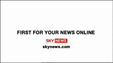 First For Online – Sky News Promo 2008