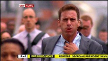 Olympic Report – Sky News Promo 2008
