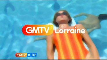 GMTV with Lorraine 2009